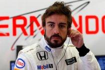 Fernando Alonso start niet in Grote Prijs van Australië