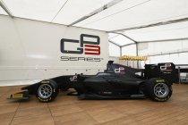 Nieuwe GP3-bolide voorgesteld (+ Foto's)