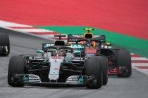 Oostenrijk: Hamilton blijft op kop - Vandoorne in top 10