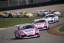Sachsenring: Thomas Preining blijft domineren
