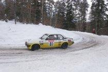 Rallye Monte Carlo Historique: Dag 3: Belgen blijven  in de running