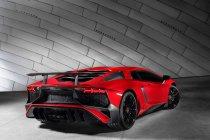 Lamborghini Aventador LP750-4 SV: Lichter en nog krachtiger (+ Foto's)