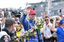 Alexander Rossi wint honderdste editie van de 500 miles of Indianapolis