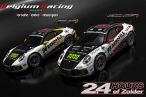 24H Zolder: Belgium Racing ambieert vijfde zege op rij
