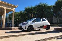Toyota Yaris GRMN: met de grote broer op stap