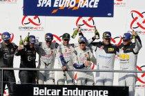 Spa Euro Race: Hard werken beloond met zege