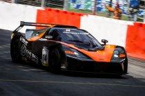 GT4 European Series: Pau: Dubbelslag voor Porsche - Jamie Jason Vandenbalck tweemaal in de top tien