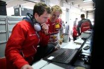 Mattias Ekström topt vierdaagse DTM-test in Hockenheim