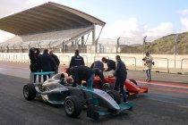 Formule RP1 houdt testdag te Circuit Zandvoort