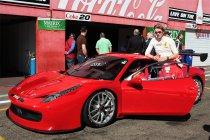 Scuderia Monza wil in 2014 schitteren met nagelnieuwe Ferrari