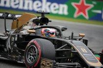 Haas kiest opnieuw voor Grosjean in 2020