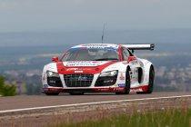 Trophée de Bourgogne: De Audi van Kumpen/Longin/Makelberge voert het kampioenschap nog steeds aan
