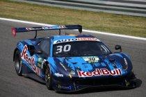 Monza: Lawson en Ferrari verrassen Mercedes