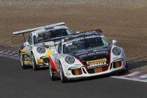 Hoevenaars en Belgium Racing op zucht van titel