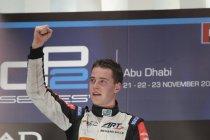 Abu Dhabi: Vandoorne domineert - Tweede in kampioenschap