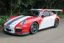 Tuthill met Porsche 997 RGT in WRC