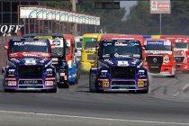 FIA European Truck Racing Championship: spektakel dit weekend op Circuit Zolder