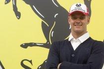 Mick Schumacher test voor Ferrari en Alfa Romeo