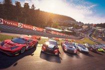 Geen Belgen voor virtuele SRO-race in Spa