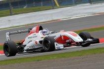NEC Formule Renault 2.0: Silverstone: Race 1: Dubbel voor ART Junior Team