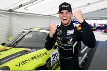 Zandvoort: Laurin Heinrich pakt allereerste pole in Porsche Mobil 1 Supercup