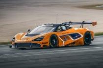Eerste beelden van de nieuwe McLaren 720S GT3