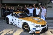 Portimao: Speciale gouden decoratie voor de BMW van Alessandro Zanardi