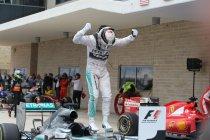 Verenigde Staten: Hamilton wint en is voor de derde maal wereldkampioen