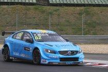 Hungaroring: Volvo steekt neus aan het venster in tweede oefensessie