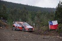 WRC: Chili valt van 2020 kalender