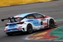 TCR Benelux Belcar Trophy: TCR toppers vooraan op de grid van de TCR Long Race