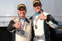 Finaleraces: Titel in GT voor Curbstone Corse en Van Glabeke-Jonckheere