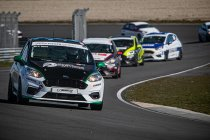 Openingsraces: Geen volle punten voor geslaagd debuut van Ford Peerlings