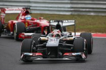 Nico Hülkenberg niet in de plaats van Kimi Räikkönen