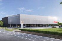 Nieuwe infrastructuur voor RS Motors in Ingelmunster
