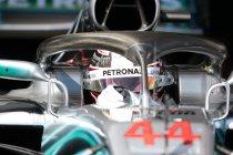 Japan: Hamilton het snelst tijdens eerste vrije training