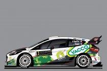 Bouffier versterkt M-Sport Ford in Monte-Carlo