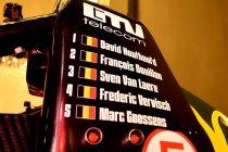 Opnieuw titelambities voor Aqua Protect Racing Team