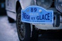 Rally Neige et Glace: Belgen goed mee vooraan