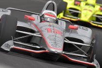 Indy 500: Will Power pakt overwinning na incidentrijke race