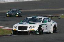 Bentley breidt fabrieksprogramma uit naar Blancpain Sprint