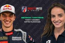 Timmy Hansen en Catie Munnings bij Andretti United Extreme E