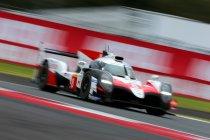 Shanghai: Toyota wint kletsnatte race - Martin vierde