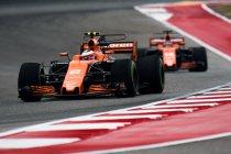 Mexico: Stoffel Vandoorne 35 plaatsen achteruit op de grid