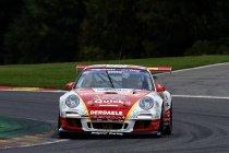 Belgium Racing pakt Belgische titel in GT Cup, maar verliest kostbare punten in algemeen klassement