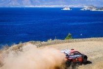 WRC: Turkije schuift op, Ypres schuifelt verder