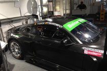 VR Racing by Qvick Motors met MARC II Mustang V8 richting Belcar