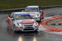 Monza: race 1: Muller ongenaakbaar in de regen - Volledig Chevrolet podium