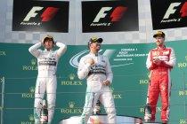 Australië: Lewis Hamilton domineert - Vettel op podium
