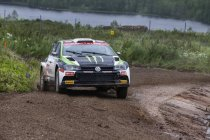 Rally: Oliver Solberg wint Lockdown Rally Sweden